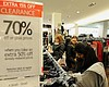 Earlier Deals, Longer Hours Woo U.S. Shoppers