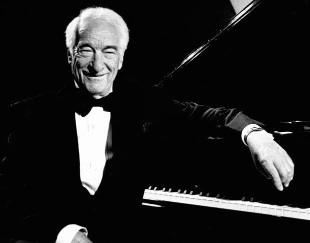 Victor Borge, one of the funniest performers the world has ever known.