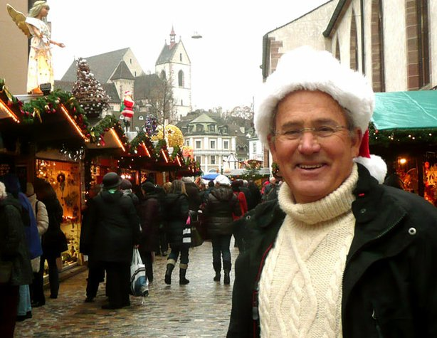 """Christmas In Switzerland"" follows host Joseph Rosendo on his journeys to Lau..."