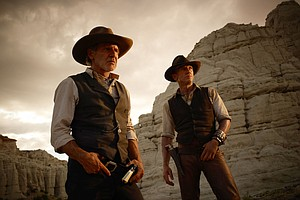 Guest DVD Review: 'Cowboys & Aliens'