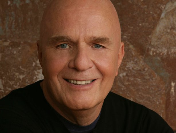 Dr. Wayne W. Dyer, an internationally renowned author and speaker in the field of self-development. He's the author of over 30 books, has created many audio programs and videos, and has appeared on thousands of television and radio shows.