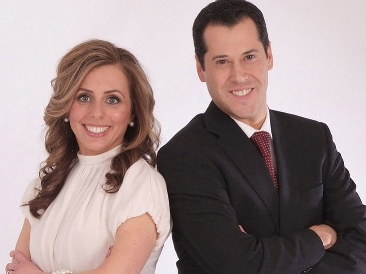 Authors, legacy expert attorneys and husband and wife duo, Danielle and Andy ...