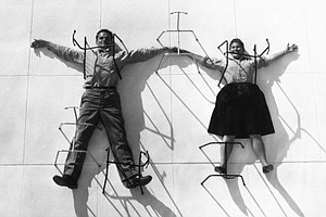 American Masters: Charles & Ray Eames: The Architect And ...