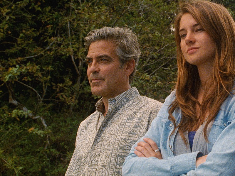 George Clooney leads the cast of Alexander Payne's