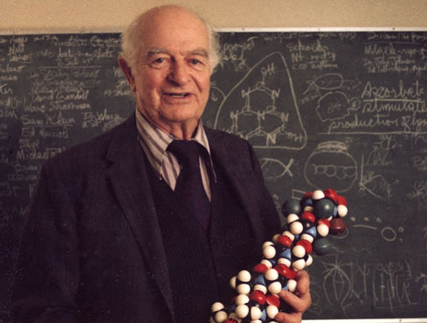 Linus Pauling - Nobel Prize winner. Linus Pauling is the only person in histo...