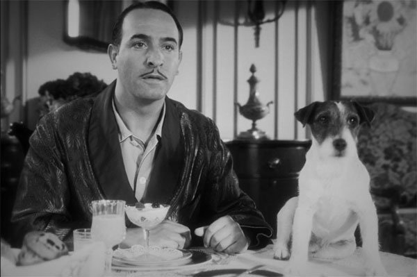 "Jean Dujardin in ""The Artist."""