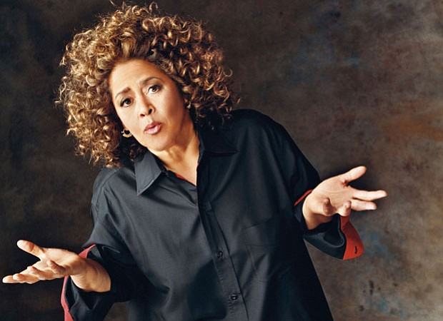 Anna Deavere Smith (pictured) interviews an eclectic range of people and then...