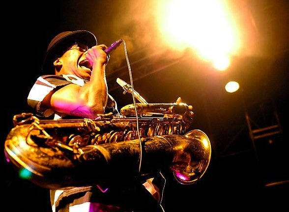 """Everyday Sunshine: The Story of Fishbone"" plays tonight at the Whistle Stop."
