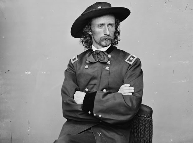 General George Armstrong Custer