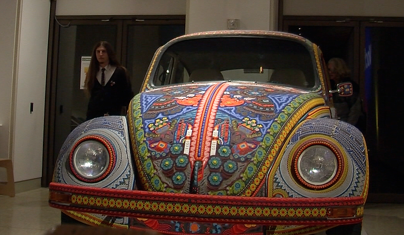 Vochol: Huichol Art on Wheels