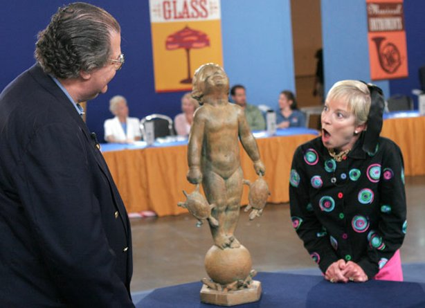 "At ""Antiques Roadshow"" in Houston, Texas, a sweet story about turtles has not..."