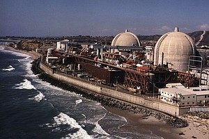 Officials: Small Radiation Leak Possible At San Onofre Nuclear Plant