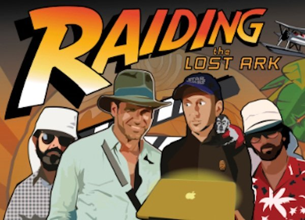 "Jamie Benning's fan-made documentary ""Raiding the Lost Ark"" debuts on Vimeo t..."