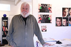 John Baldessari: Can't Take National City Out Of The Boy