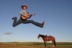 The Music Of The American West (And A Yodel)