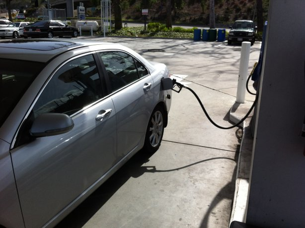 Drivers Struggle To Cope With Soaring Gas Prices