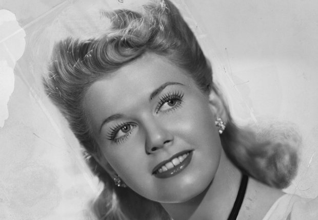 Legendary singer-actress Doris Day, who began her career singing with orchest...