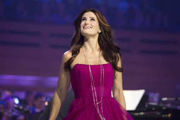 "Tony® Award-winning Broadway (""Rent"" and ""Wicked""), television (""Glee"") and recording artist Idina Menzel, backed by an orchestra masterfully led by legendary composer/conductor Marvin Hamlisch, performs at The Royal Conservatory's beautiful Koerner Hall in Toronto, Canada."