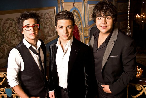 Italian heartthrobs Il Volo — Piero Barone, Ignazio Boschetto and Gianluca Ginoble —soar in their premiere PBS special filmed at Detroit's famed Opera House.