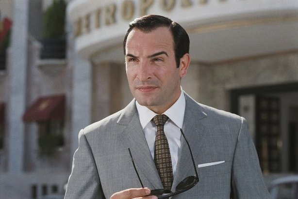 Jean Dujardin as OSS 117.
