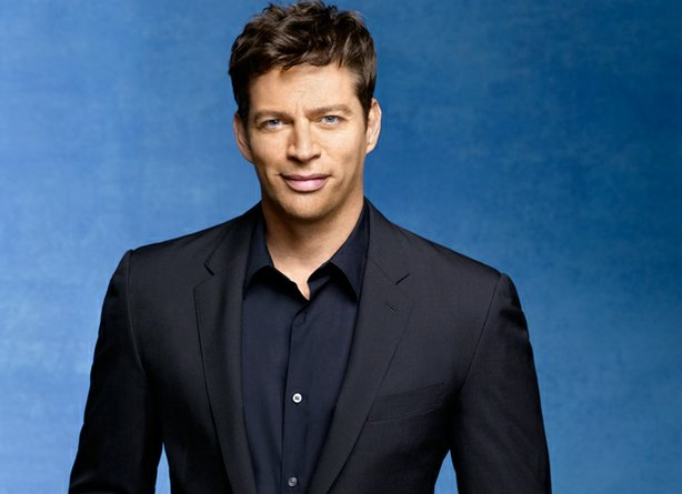 Singer/actor Harry Connick Jr.