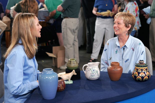 In this second hour from Bismarck, North Dakota, ANTIQUES ROADSHOW appraiser ...