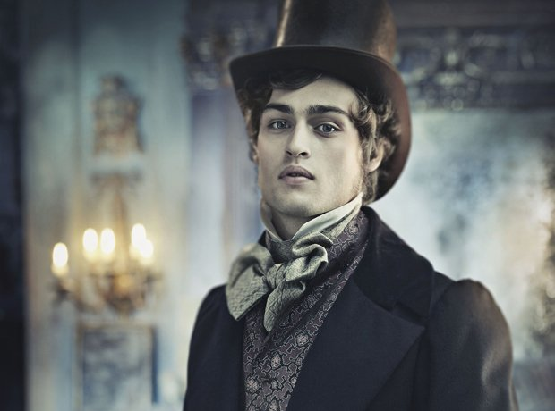 Douglas Booth as Pip in GREAT EXPECTATIONS.