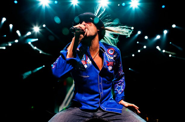 Kid Rock brings his organic blues-based rock and roll to Memphis for an unpre...