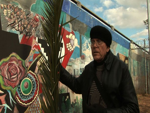 """Salvador """"Queso"""" Torres, an artist, activist and teacher, is featured in """"Under The Bridge."""""""