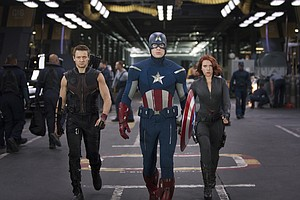 Guest Review: 'The Avengers'