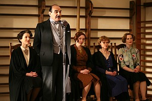 MASTERPIECE MYSTERY! Poirot IX: Cat Among The Pigeons