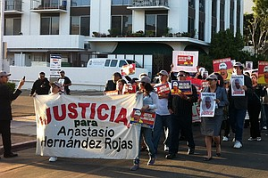 Calls For Justice In Tasing Death At The Hands Of Border ...