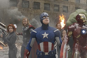 Review: 'The Avengers'