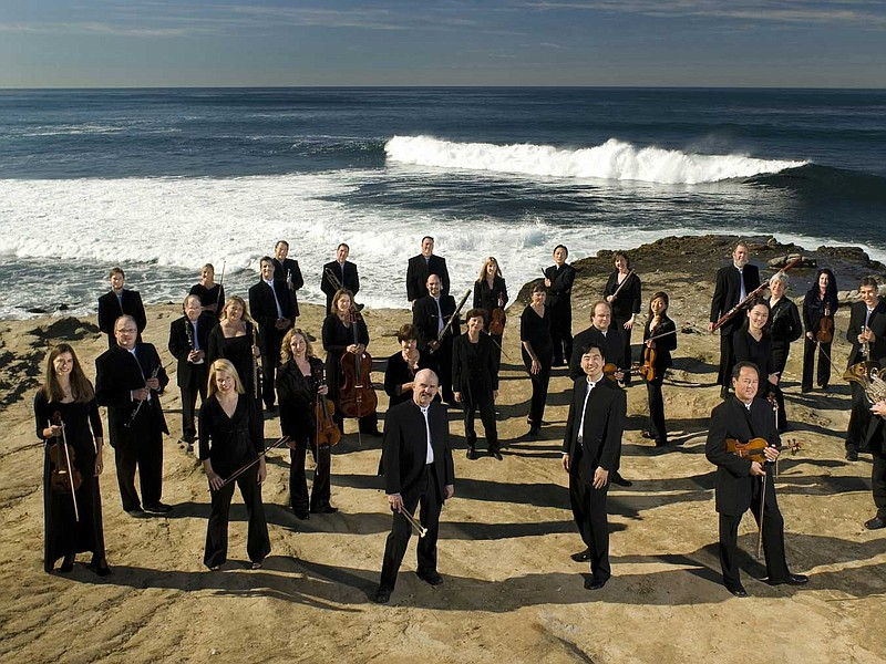 Orchestra Nova (formerly known as San Diego Chamber Orchestra) is led by arti...
