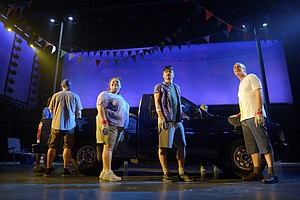 'Hands On A Hardbody' Opens On Broadway