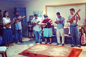 Son Jarocho: Traditional Mexican Folk Music Lives On In San Diego-Tijuana