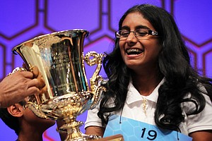 Photo for National Spelling Bee Canceled For First Time Since 1945