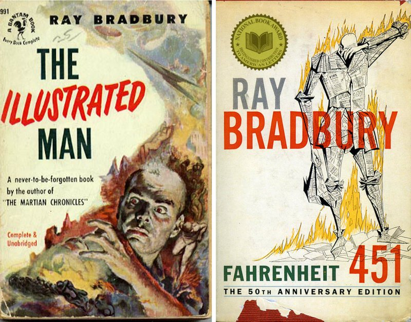 Image result for ray bradbury 2012