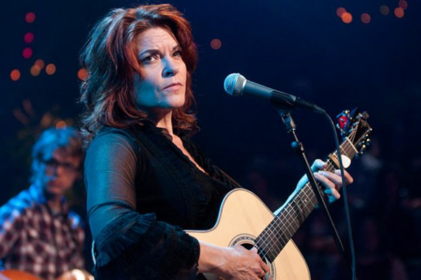 "Rosanne Cash performs songs from her C&W album ""The List."""
