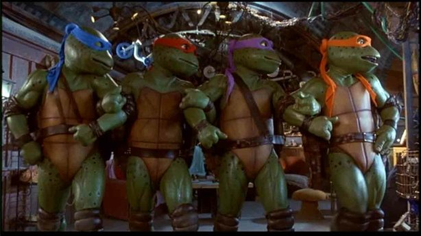 "What the shell? It's ""Teenage Mutant Ninja Turtles"" to kick off Landmark Ken ..."
