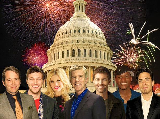"Celebrate America's Independence Day with ""A Capitol Fourth,"" the nation's pr..."