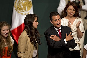 Mexico's Former Ruling Party Voted Back To Office