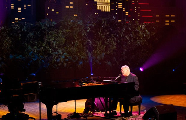 Songwriting legend Randy Newman takes the AUSTIN CITY LIMITS stage with a sel...