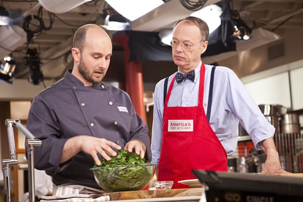 Test cook Bryan Roof uncovers the test kitchen's secrets to perfect Greek Spi...