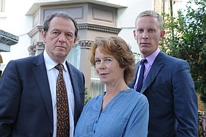 MASTERPIECE MYSTERY! Inspector Lewis, Series V: The Soul ...