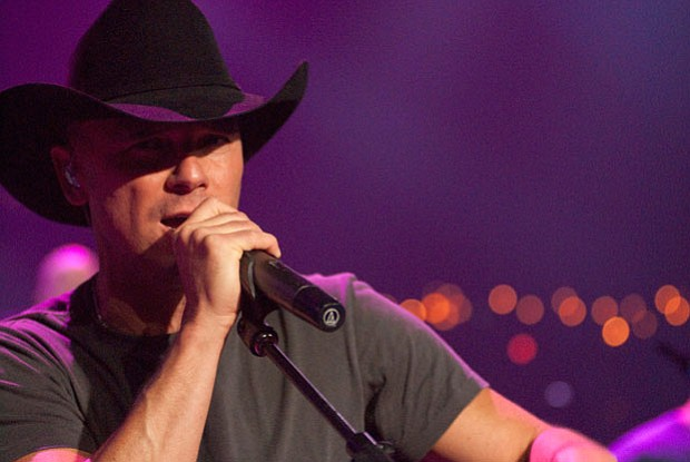 Country music superstar Kenny Chesney takes the AUSTIN CITY LIMITS audience o...