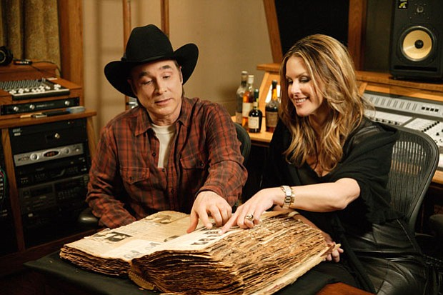 Country Music star Clint Black found this book at an antique store. He's intr...