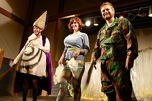 UBU: A Spectacular Evening Of Theatrical Mayhem