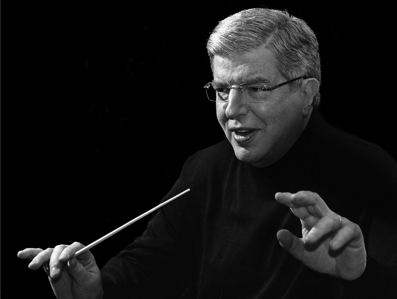 Composer Marvin Hamlisch.
