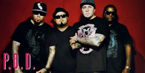 P.O.D. is one of the bands scheduled to perform at tonight's San Diego Music ...